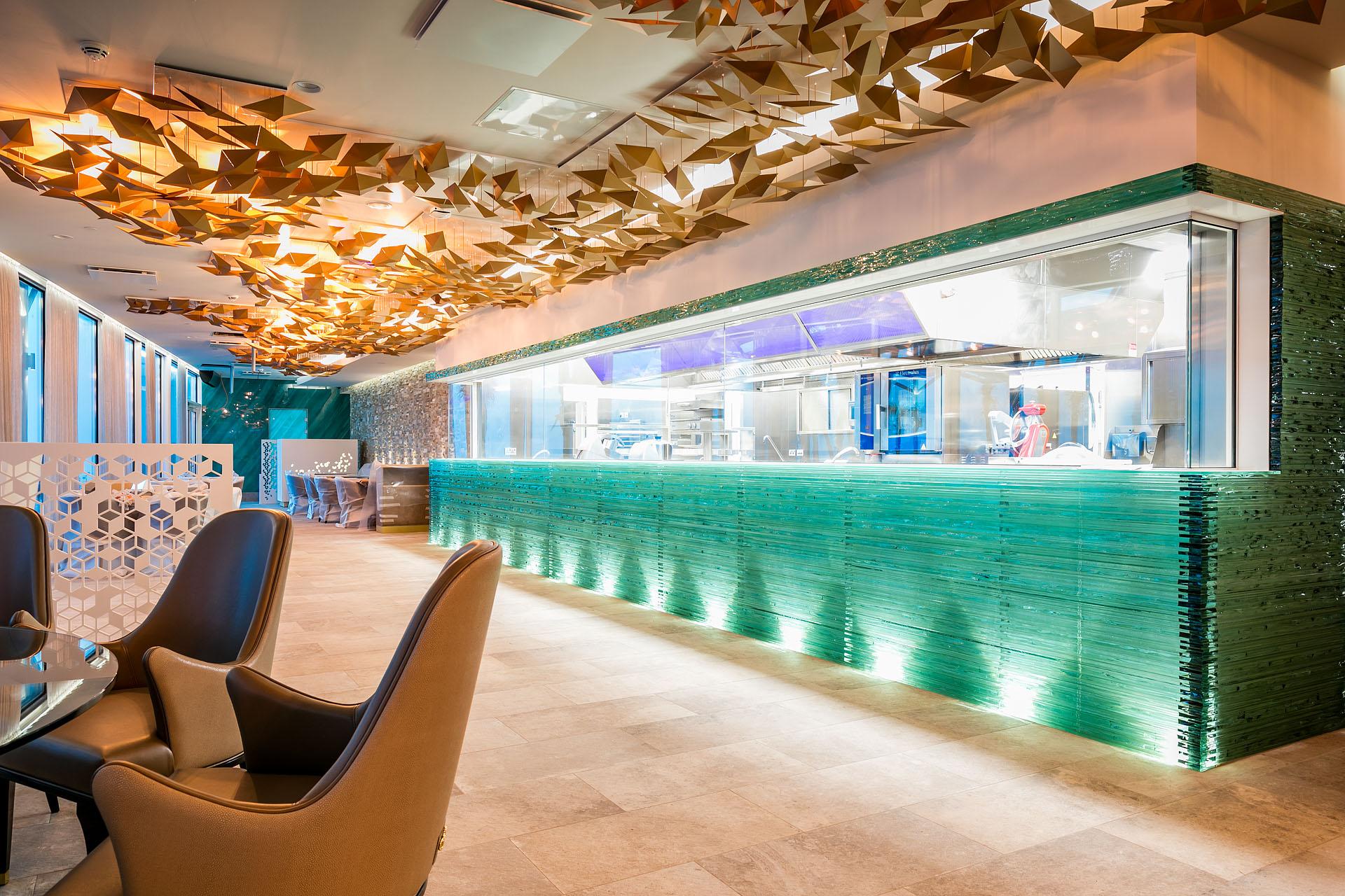 Burj Al Arab Terrace Scape Restaurant
