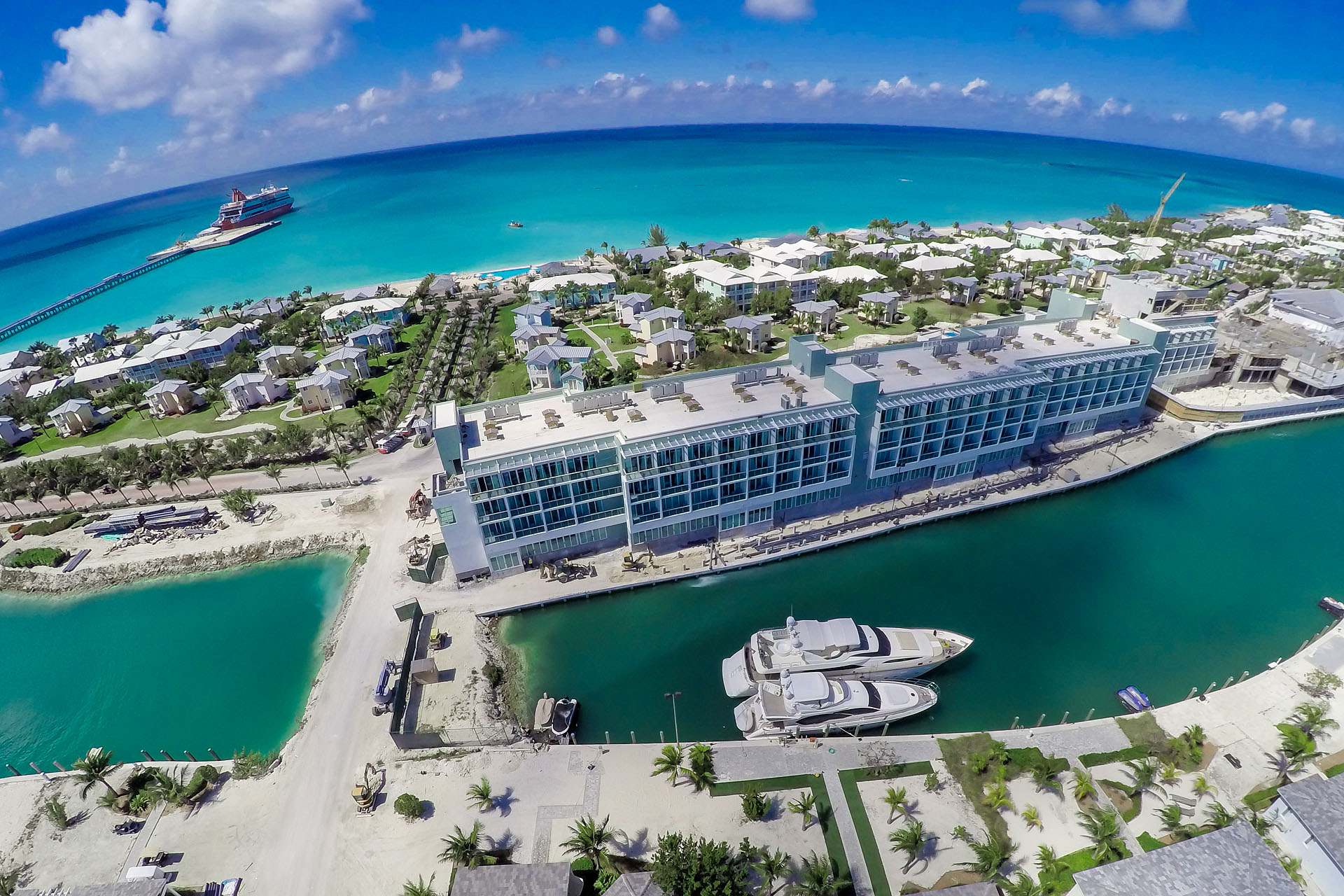 Hilton Resorts World Bimini