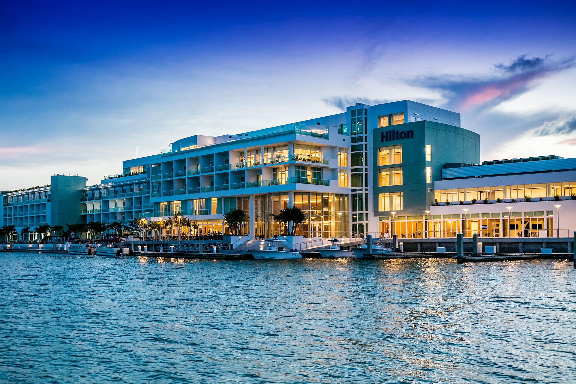 Hilton Resorts World Bimini
